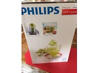 Philips HR1854 Juicer - Nearly New