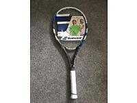 Pulsion 102 Under Babolat Grip 3 tennis racket £10