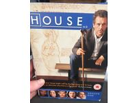 HOUSE box set season one