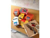 Rare Agfa gevaert , Ilford , deluxe film loader and more