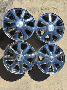 4 mags 16 pouces buick 5x112