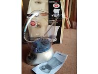 Facial sauna and steam inhaler for skin or vocal chord care. Brand new still in box.