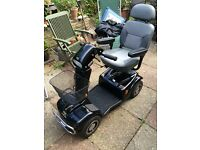 Rascal mobility scooter 388xl Black