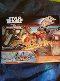 Starwars the force awakens toy