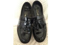 Loake Brighton tassel loafers