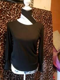 Ladies tops x 2 size 14-16