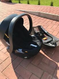 Mamas & papas isofix car seat