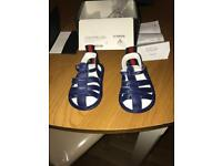 Baby Gucci sandals