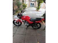 Yamaha 125CC £550 if gone today!