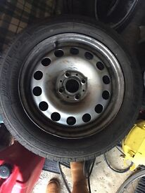 4 Fulda tyres, very good condition