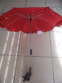 Baby sun umbrella new