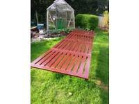 Garden Table seat 6 to 10