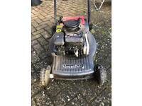 Petrol lawn mower Mountfield