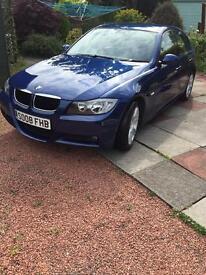 2008 BMW 318i 2.0 petrol