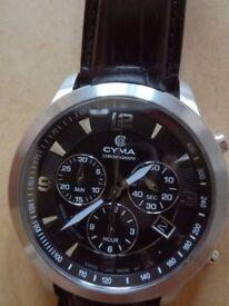 Wrist watch Cyma Champion. PERFECT CHRISTMAS PRESENT