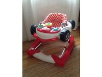 My Child F1 Car Baby Walker / Activity / Rocker