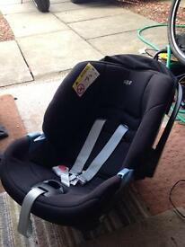 Mamas&papas baby car seat