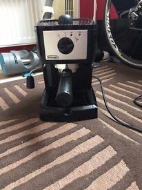 De'Longhi EC146 Coffee Machine