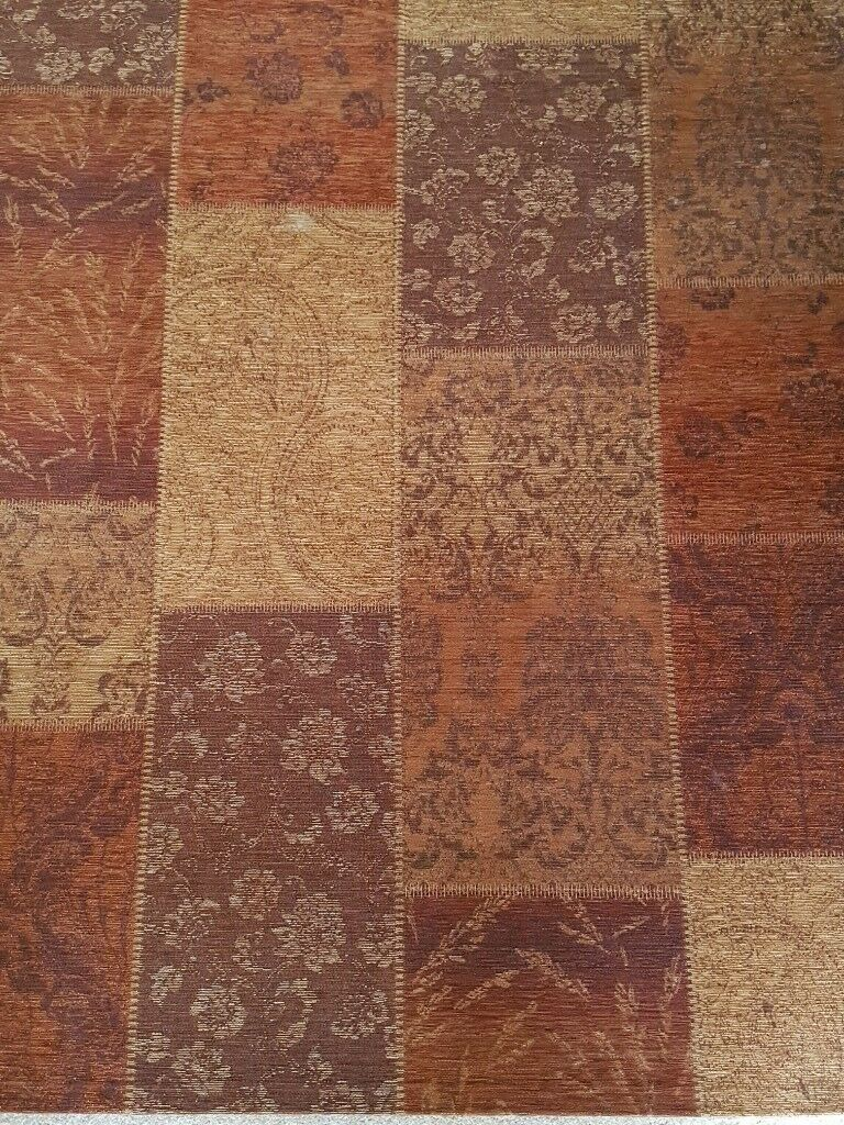 Large Rustic Rug From Argos