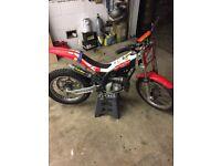 Kids trials bike, Beta 50cc