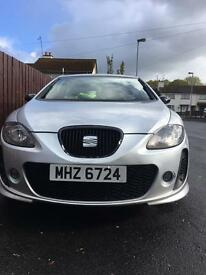 Kitted Seat Leon