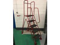 Step Ladders / Platform on Wheels