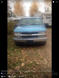 Looking for trade or swap for suv or extended cab truck
