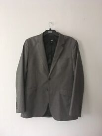 Grey Blazer - Size 40R