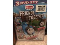 Thomas Tank Engine & Friends Dvd Set