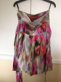 Warehouse dress size 12-£40