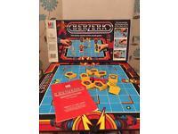 1980s/90s Berzerk board game
