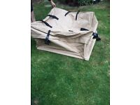 CARGO ROOF BAG SYSTEM - LARGE 900 x 900 x 500 - 400ltrs