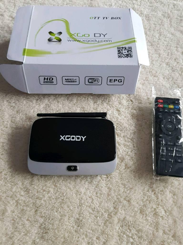 Xgody Media Player