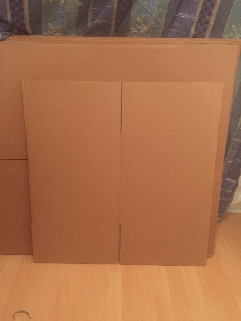 High quality moving boxes