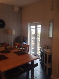 2 beautiful double rooms, in a great house with bills included. Lounge, kitchen/diner, cloaks .