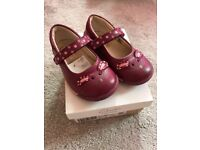 Clarks Iva Pip Shoes 5 1/2G