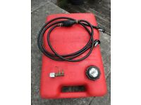 25 Litre Boat Fuel tank and Fuel Line.
