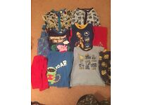 Boys Nightwear Bundle 3-4 4-5