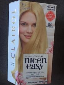 Clariol extra light blonde 10
