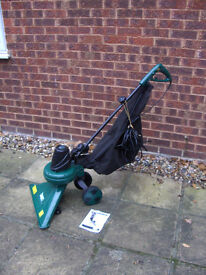 Garden leaf vacuum #FREE LOCALDELIVERY#