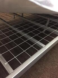 Single/Double Steel Bed Frame