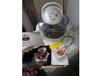 Halogen oven £25 as new