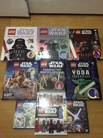 NEW Lego Star Wars Books & Movies Collection! **NO MINIFIGURES INCLUDED**