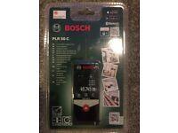 Bosch Laser Measure - 50m