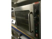 Deli Food Patisserie Falcon Electric Oven E7202 Table Top 13A Convection Oven Bakery