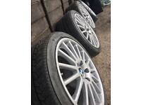 Bmw/vivaro/primestar/traffic alloy wheels