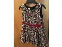 Girls Dress - Jasper Conran Junior - 2-3 year