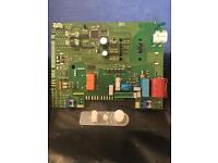 Worcester boiler circuits board