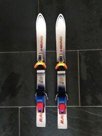 Kids Skis with Look Bindings