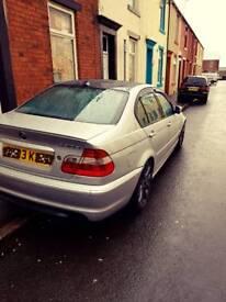 BMW 330d Remapped 260bhp